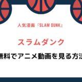 【アニメ見直し】スラムダンクの無料動画を配信サイトで全話見よう!